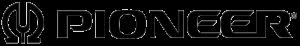 Стар дизайн на логото на Pioneer
