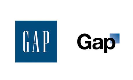 Логото на GAP