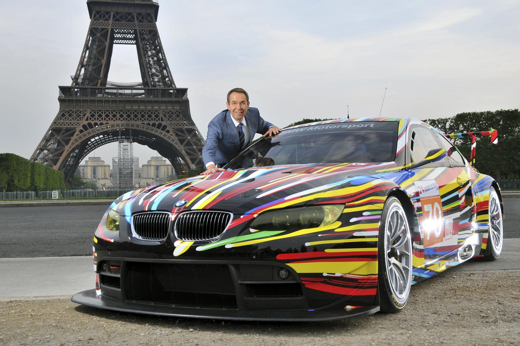 BMW M3 GT2 Le Mans от Куунс