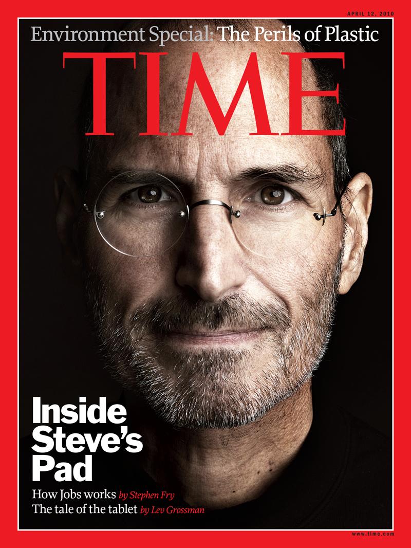 Основателят на Apple - Стив Джобс
