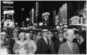 Таймс Скуеър през 30-те