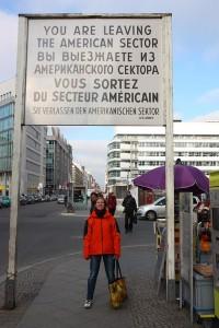 Легендарни табели по света - табела в Берлин