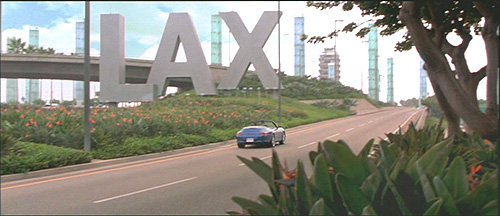 Легендарни табели по света - обемните букви LAX