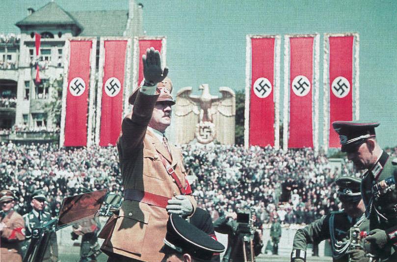 Хитлер свастика | Изкуството на пропагандата, част 1