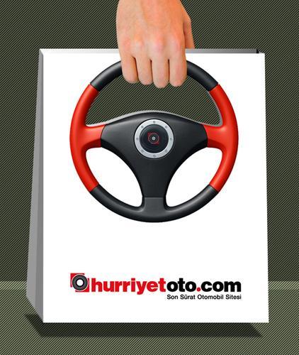 Дизай на рекламна торбичка LuckyOptimist
