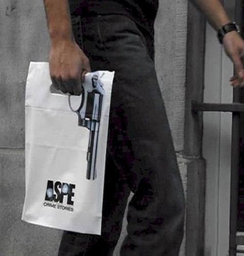 Дизай на рекламна торбичка ASPE