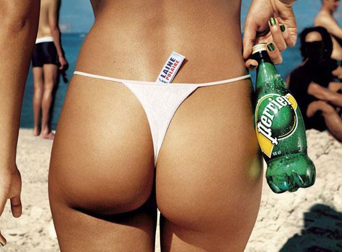 Секси печатна реклама 13