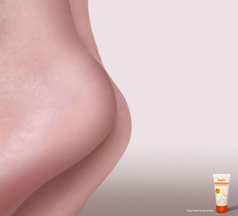 Секси печатна реклама 24