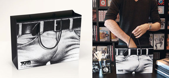 Дизай на рекламна торбичка Tomshopping