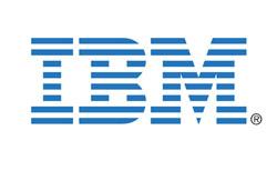 Лого на световноизвестна фирма с наименование IBM