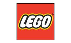 Лого на световноизвестна фирма с наименование LEGO