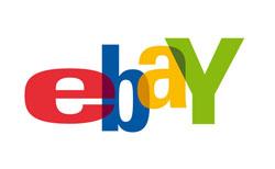 Лого на световноизвестна фирма с наименование Ebay
