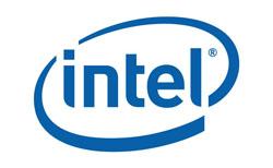 Лого на световноизвестна фирма с наименование Intel