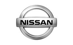 Лого на световноизвестна фирма с наименование Nissan