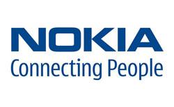 Лого на световноизвестна фирма с наименование Nokia