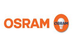 Лого на световноизвестна фирма с наименование OSRAM