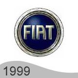 Еволюция на логото - проектиране на логото на Fiat от 1999 година