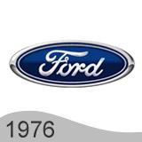 Еволюция на логото - проектиране на логото на Ford от 1976 година