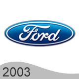 Еволюция на логото - проектиране на логото на Ford от 2003 година