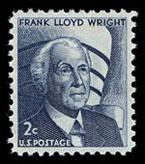 пощенска марка Франк Райд