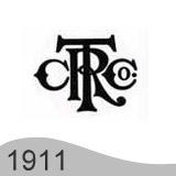 Еволюция на логото - дизайн на логото на IBM от 1911 година