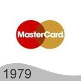 Еволюция на логото - проектиране на логото на Mastercard от 1979