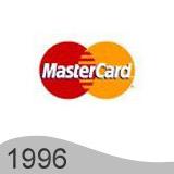 Еволюция на логото - проектиране на логото на Mastercard от 1996
