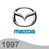 Еволюция на логото - дизайн на логото на Мазда от 1997 година