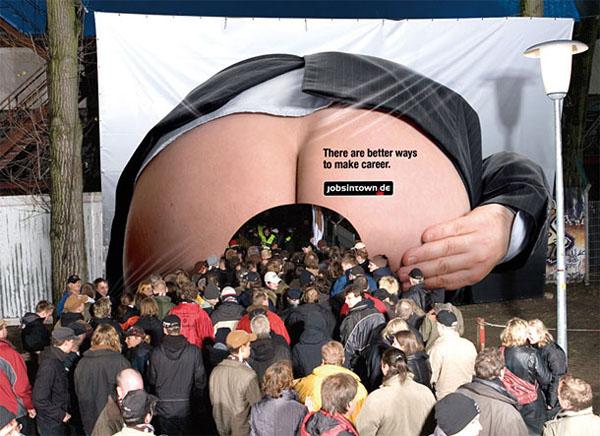Креативни реклами за билборд - Билборд реклама