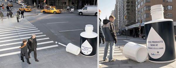 Интересни реклами - реклама FedEx на канцеларски материали (3)