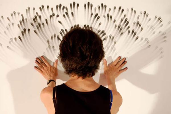 Чудновати и интересни картини, нарисувани с пръсти от Джудит Браун (3)