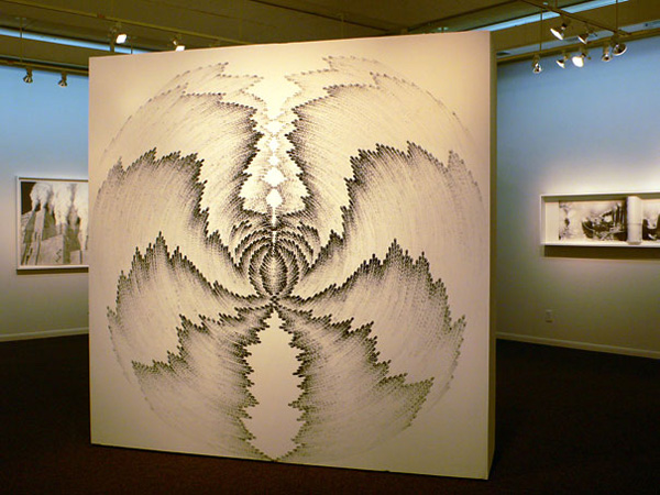 Чудновати и интересни картини, нарисувани с пръсти от Джудит Браун (11)