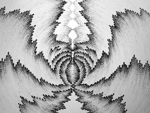 Чудновати и интересни картини, нарисувани с пръсти от Джудит Браун (10)