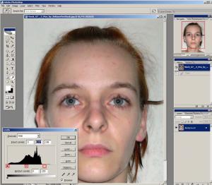 Photoshop урок: Изберете Levels и осветете снимката