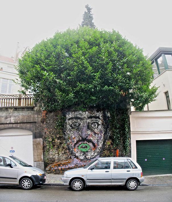 Улично изкуство. Рисунки по стени и пътища (16)