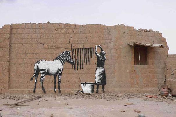 Улично изкуство. Рисунки по стени и пътища (2)