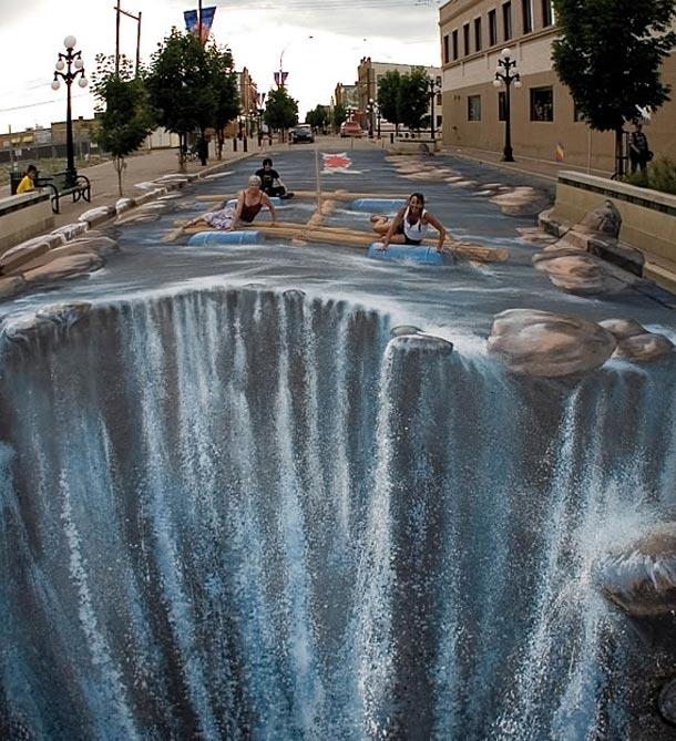 Улично изкуство. Рисунки по стени и пътища (22)