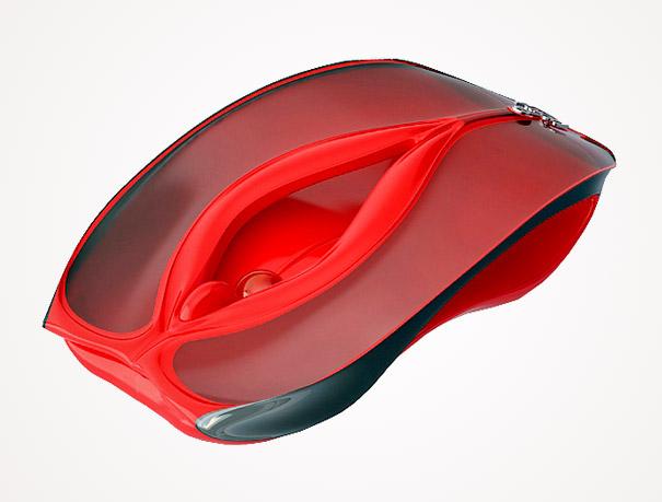Забавен офис: Интимна компютърна мишка (2)