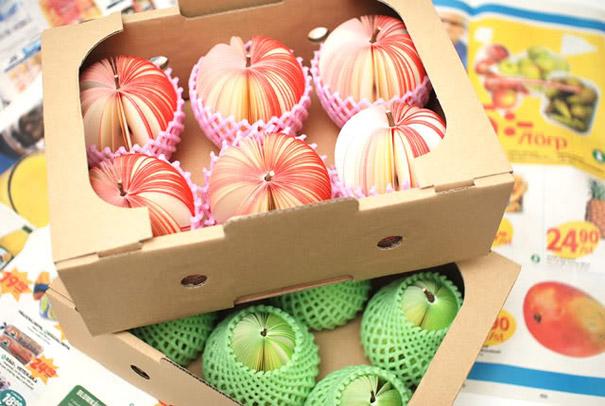 Забавен офис: ябълки и крушки на пост-ит бележки