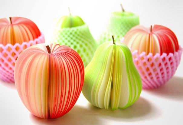 Забавен офис: Ябълки и крушки на пост-ит бележки (3)