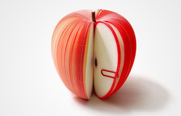 Забавен офис: Ябълки и крушки на пост-ит бележки (2)
