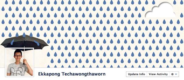 Дизайн на креативно кавър изображение за профил във Facebook