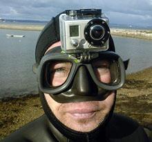 GoPro камера за заснемане на екстремни ситуации