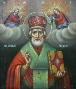 Свети Никола първоизточника на Дядо Коледа