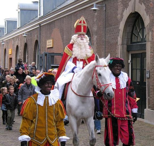 Дядо Коледа - Холандският Синтерклаас