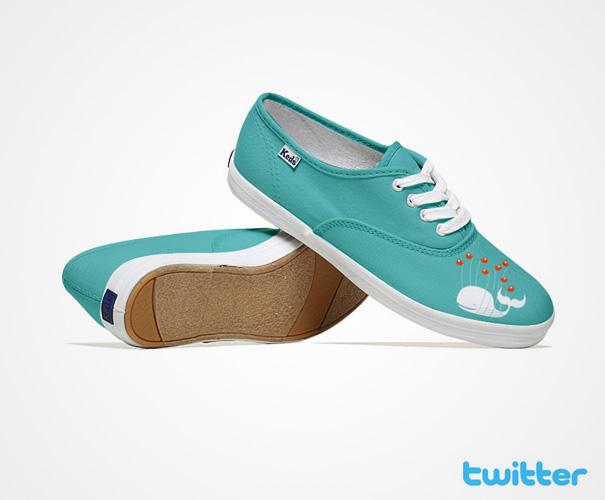 Twitter обувки за успешен маркетинг