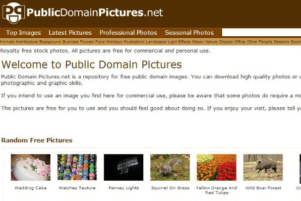 Сайт за безплатни фотографии 5