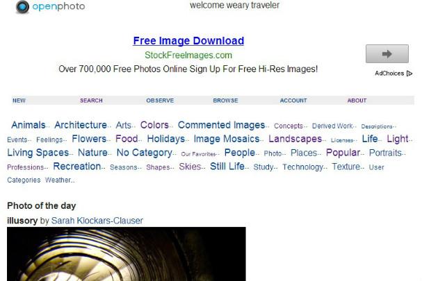 Сайт за безплатни фотографии 7