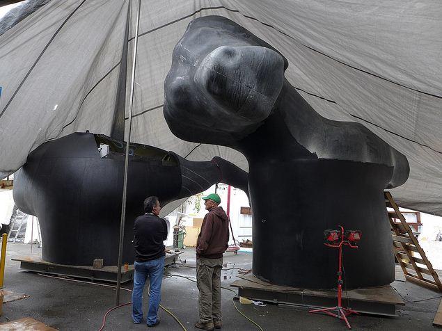 Bad Dod - частите на голямото куче от Ориндж Каунти