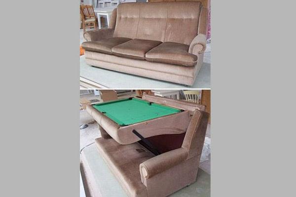Супер технология на мека мебел